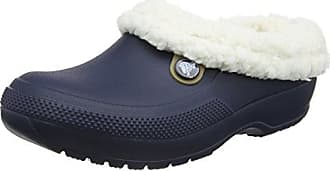 crocs Crocband Flip, Unisex - Erwachsene Zehentrenner, Blau (Navy), 45/46 EU