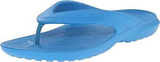 crocs Crocband Flip, Unisex - Erwachsene Zehentrenner, Blau (Electric Blue), 46/47 EU