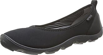 Crocs Mercy Work Womens, Zuecos de Goma para Mujer, Negro (Black/Gold), 42-43
