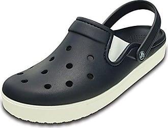 Crocs Ralen Lined Clog gefüttert Erwachsene Sandalen CLOG warm , Farbe:Navy;Schuhe:EUR 37-38