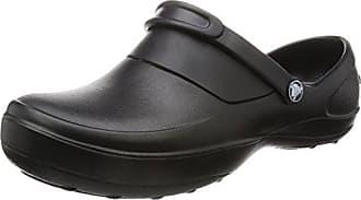 Citilane Crocs Roka Glisser Sur Les Femmes, La Femme De Chaussures, Noir (noir), 34-35 Eu