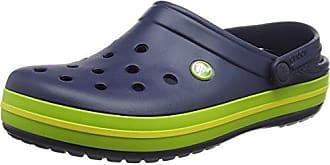Baya Lined, Unisex - Erwachsene Clogs, Blau (Navy/Khaki), 39/40 EU Crocs