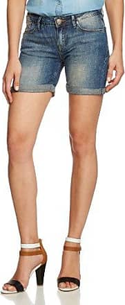 Femmes Zena Un Bermuda 514, Bleu (blanchie Détruit 009), Royaume-uni 10 (taille Du Fabricant: 27) Transversale Jeanswear