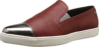 Damen SNEAK120 Hausschuhe, Red Wine, 39 EU Cubanas
