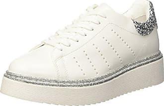 Cream Slipon 1215, Zapatillas de Estar por Casa para Mujer, Multicolor (Black/Pink Gold 910), 37 EU Cult
