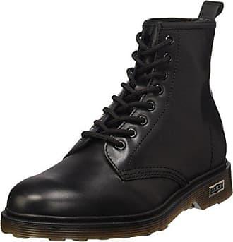 Cult Ozzy Cle102714, Zapatos de Cordones Oxford para Hombre, Nero (Black Black), 43 EU