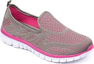 Damen Cushionwalk Schuh mit Memory-Schaum-Einlegesohle Cushion-Walk w3qKH4R68J