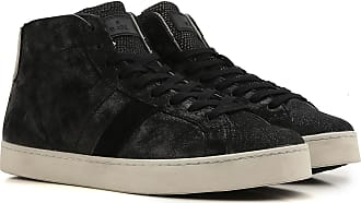 Sneakers for Women On Sale, Black, Leather, 2017, US 9 - UK 6 5 - EU 40 - JP 25 5 D.A.T.E.