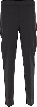 Pantalons Pour Les Femmes En Vente, Noir, Polyester, 2017, 28 30 32 D.exterior
