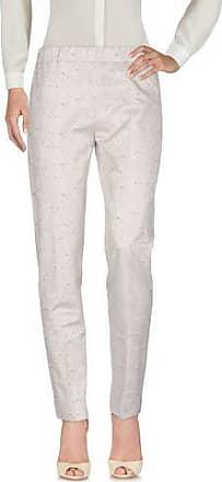 Pants for Women On Sale, Dark Ochre, polyester, 2017, 10 12 14 D.exterior