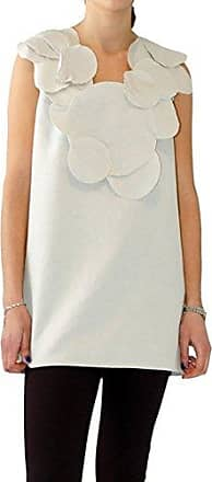 D-ROSS 848_76, Camiseta para Mujer, Beige (Sabbia 3), 38 ES (Tamaño Fabricante :42)
