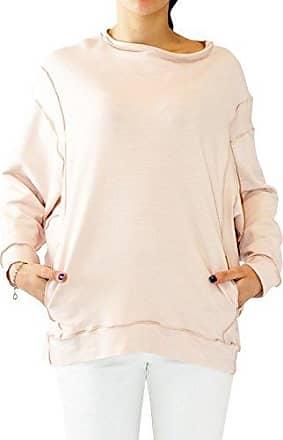 D-ROSS 837_8, Camiseta de Manga Larga para Mujer, Rosa (Rosa 4), 36 ES (Tamaño Fabricante :40)
