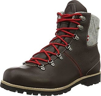 Rax LC DDS, Zapatos de Low Rise Senderismo para Hombre, Marrón (Dark Brown/Fire), 40 EU Dachstein Outdoor Gear