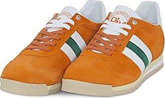 Herren Sneaker, Orange - Arancio Bianco - Größe: 45 EU D'acquasparta