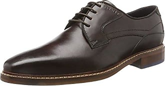 J.Briggs Goodyear, Brogues Homme, Brown - Whisky Braun, 45 EU