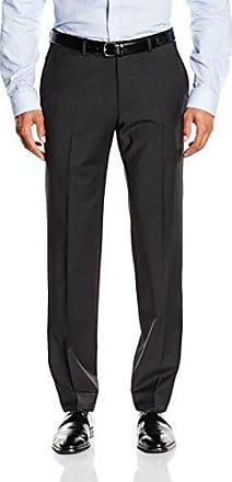 Trouser Casual GW, Pantalones para Hombre, Negro (Black 990), 52 Daniel Hechter
