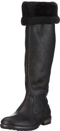 917324301000, Bottines Femme, Noir (Schwarz 1000), 36 EUDaniel Hechter