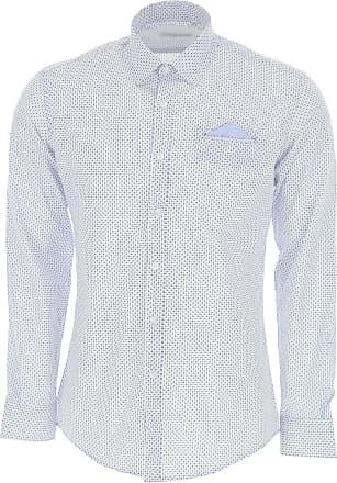 Camiseta de Hombre Baratos en Rebajas, Blanco, Algodon, 2017, M S Daniele Alessandrini