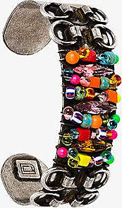 Dannijo beaded cuff bracelet zbQCLSx