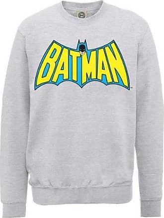 Mens DC0000656 DC Comics Official Green Arrow Logo Crew Neck Long Sleeve Sweatshirt DC Comics Cheap Price Fake Wiki Sale Online jlIdhRw2H