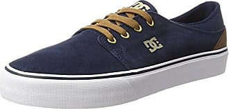 DC Shoes Trase SD Zapatillas Hombre, Verde (Military Green/Cream), 45 EU (10.5UK)