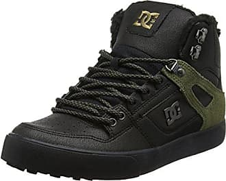 DC Shoes Spartan High WC WNT Scarpe da Ginnastica Basse Uomo, Blu (Navy), 27.5 EU (9.5 UK)
