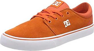 DC Shoes Trase SD, Zapatillas para Hombre, Rojo (Rust Rus), 46 EU