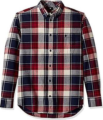 DC Men's Long Sleeve Shirt, Runnels Winetasting, Medium