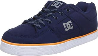 Pure Slim Mens Shoe D0301970, Herren Sneaker, Blau (DC Navy/White DNW), EU 38 (UK 5) (US 6) DC