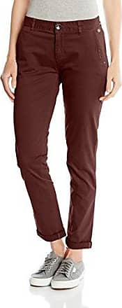 Ddp F7chogs3, Pantalones para Mujer, Vino, W28