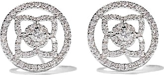 18kt rose gold Enchanted Lotus diamond stud earrings - Unavailable De Beers HDOYzqre