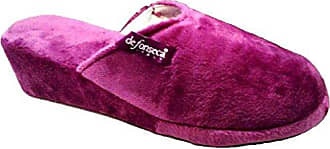 De Fonseca , Damen Zehentrenner Violett lila 39, Violett - lila - Größe: 35