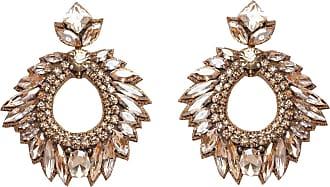 Deepa Gurnani Fountain Hooped Post Earrings SYFqkz2rw2