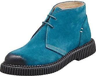 Deerberg Damen Stiefeletten Anli, Blau