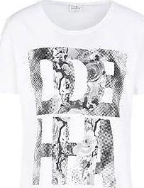 Deha V-NECK T-SHIRT GARMENT DYED - CAMISETAS Y TOPS - Camisetas PLNaTpvV