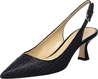 5165101, Sandales Bout Ouvert Femme, Noir (Black 001), 36.5 EUDeimille