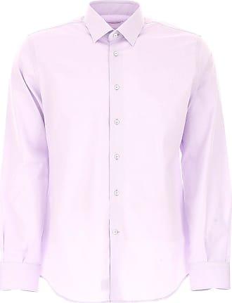 Camisa de Hombre Baratos en Rebajas, Cielo, Algodon, 2017, 39 43 44 Del Siena