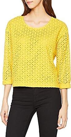 des petit hauts Sebadoum, Camiseta para Mujer, Beige (Ecru), 40 (Tamaño del Fabricante:3)