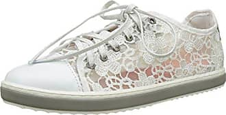 Supper Happy, Sneakers Basses Femme, Blanc (White 1000), 40 EUDesigual