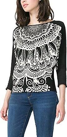 His 101535, Camiseta para Mujer, Multicolor, Small