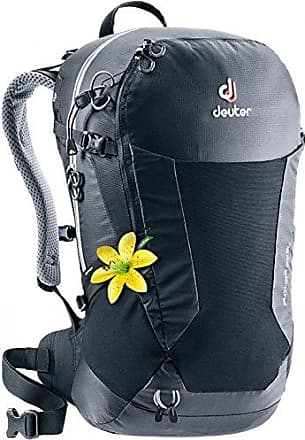 Deuter Futura 22 SL, Sac à Dos Mixte Adulte, (Black), 24x36x45 Centimeters (W x H x L)