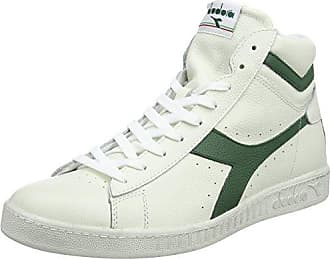 Sneakers for Women On Sale in Outlet, Dirty White, suede, 2017, 4.5 Diadora