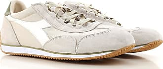 Sneakers for Men On Sale, Dirty White, Leather, 2017, US 7 - UK 6.5 - EU 40 US 8 - UK 7.5 - EU 41 US 8 1/2 - UK 8 - EU 42 US 9.5 - UK 9 - EU 43 Diadora