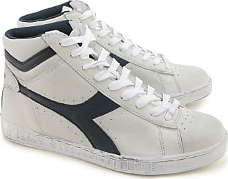 Sneakers for Women On Sale in Outlet, Silver, Leather, 2017, 6.5 Diadora