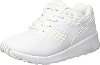 Diadora Zapatillas N-92 Blanco/Verde Flúor EU 42 (8 UK) Zapatos verdes Romika Laser para mujer NhfsYK