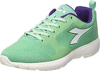 Diadora Tokyo, Chaussures de Gymnastique Homme, Vert (Verde Vetivergrigio Alluminio), 42 EU