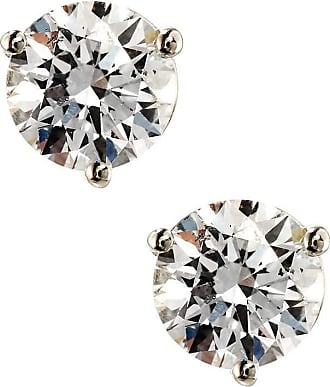 Diana M. Jewels 14k Round Diamond Stud Earrings, 1.45tcw