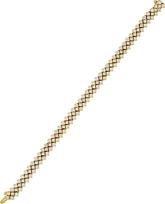 Diana M. Jewels 18k AGI Certified Diamond Bracelet 9s2t3pE