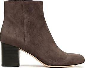 Diane Von Furstenberg Woman Suede Knee Boots Dark Gray Size 5 Diane Von F Store Sale 100% Original Cheap Online Shopping For Cheap Price yFKc1Zq0R
