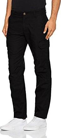 Dicota New York - Pantalones para hombre, Negro (Black), 40W x 34L Dickies